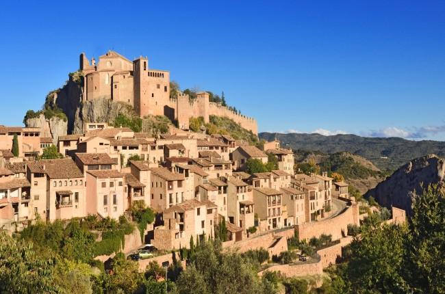 Castillo de Alquezar Huesca