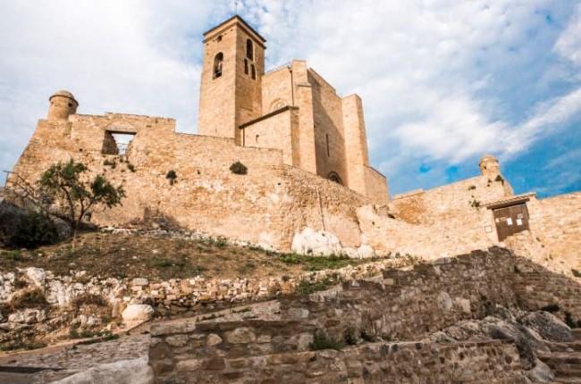 Castillo de Benabarre Huesca