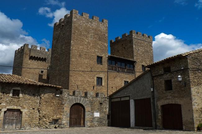 Castillo de Biniés Huesca