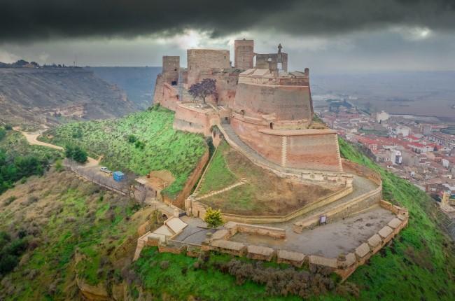 Castillo de Monzón Huesca