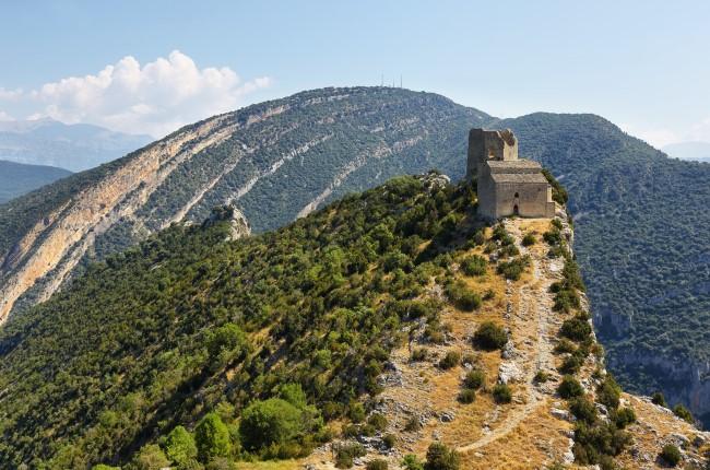 Castillo de Samitier Huesca