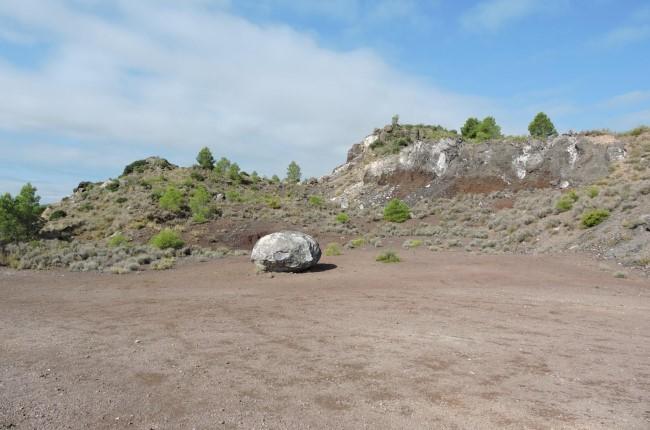 Volcán del Cerro de Agras