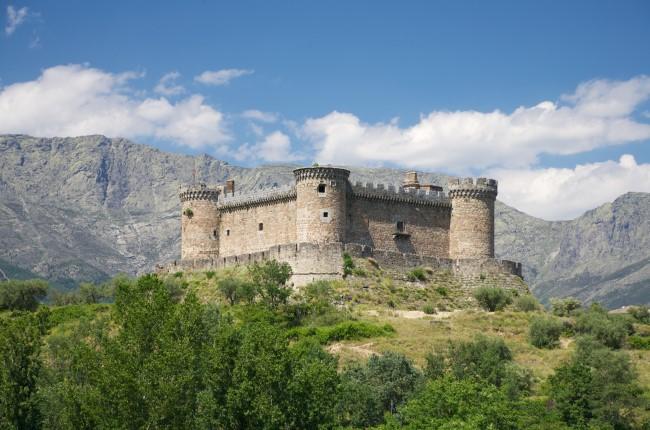 Castillo de Monbeltran Ávila