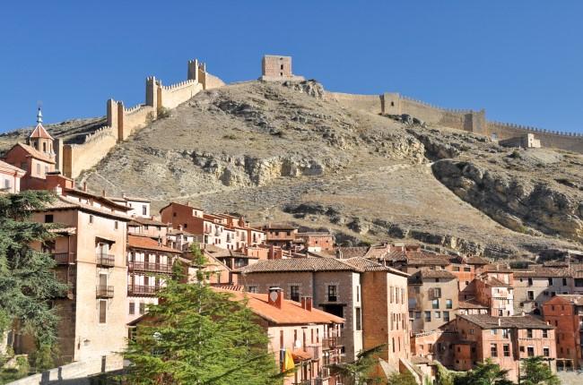 Castillo de Albarracín Teruel
