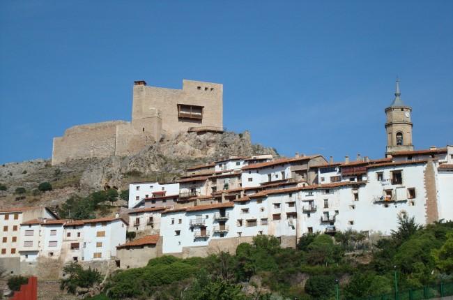 Castillo de Alcalá de la Selva Teruel