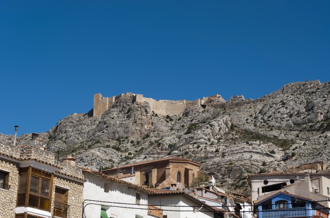 Castillo de Castellote Teruel