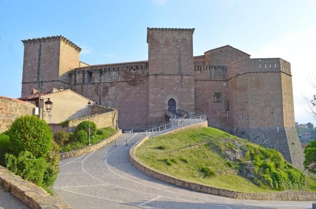 Castillo de Mora de Rubielos Teruel