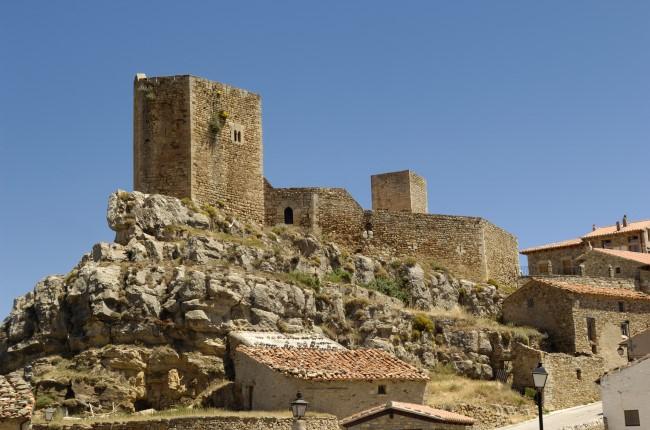 Castillo de Puertomingalvo Teruel