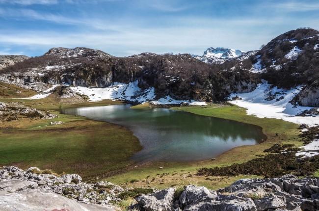 Lago Bricial Covadonga