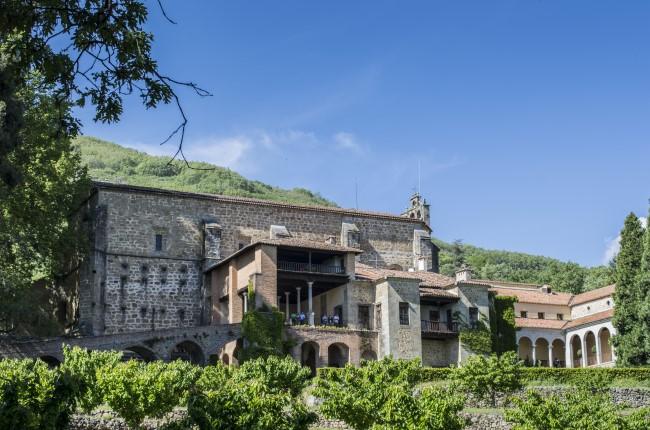 Monasterio de Yuste Cáceres