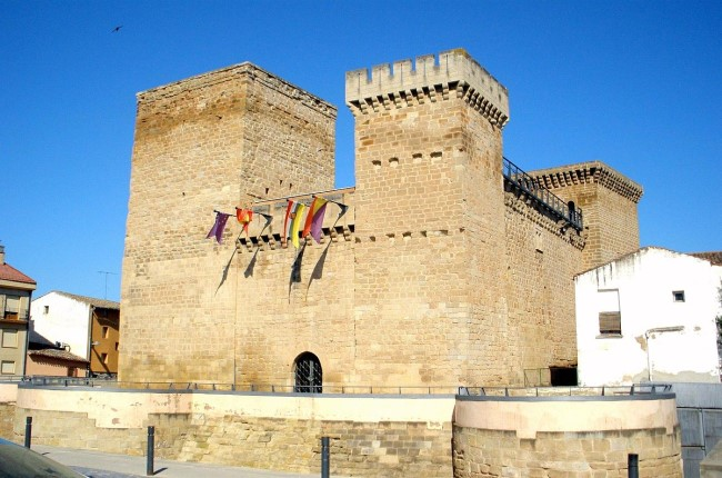 castillo de Aguas Mansas La Rioja