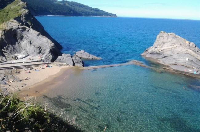 Playa de Aritzatxu Bizkaia