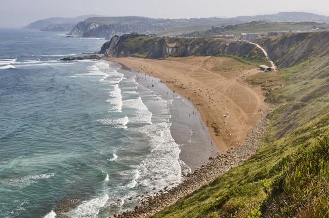 Playa de Barinatxe Bizkaia