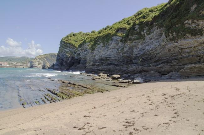 Playa de Muriola Bizkaia