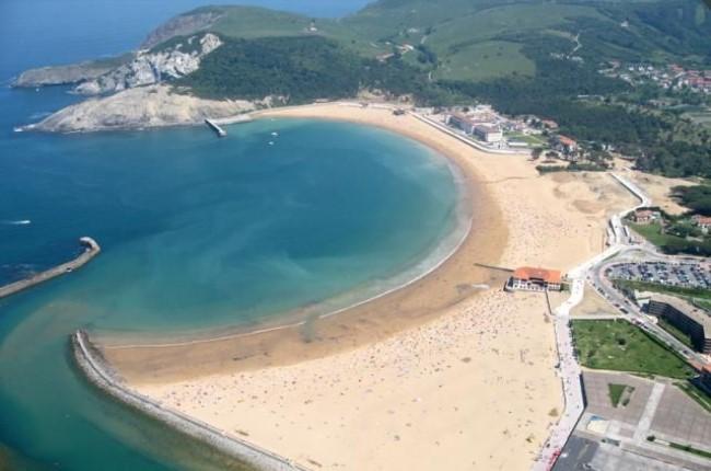 Playa de Plentzia Bizkaia