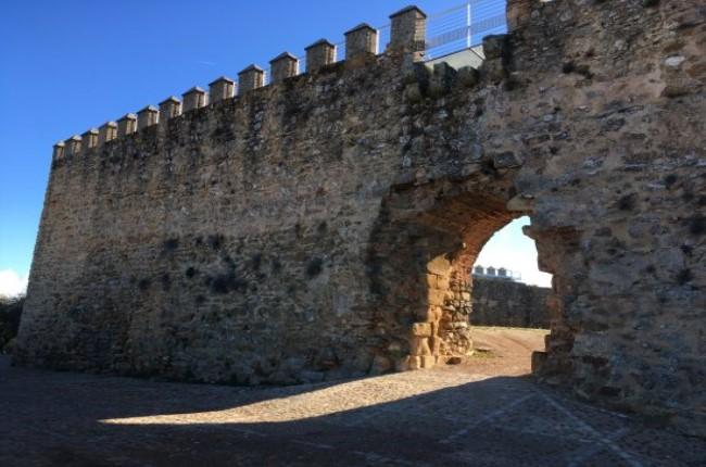 Castillo de Alanís Sevilla