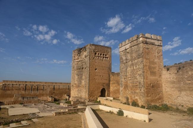 Castillo de Alcalá de Guadaira Sevilla