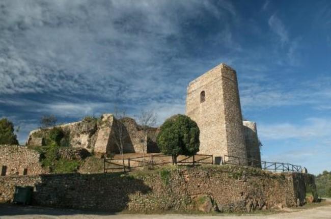 Castillo de Constantina Sevilla