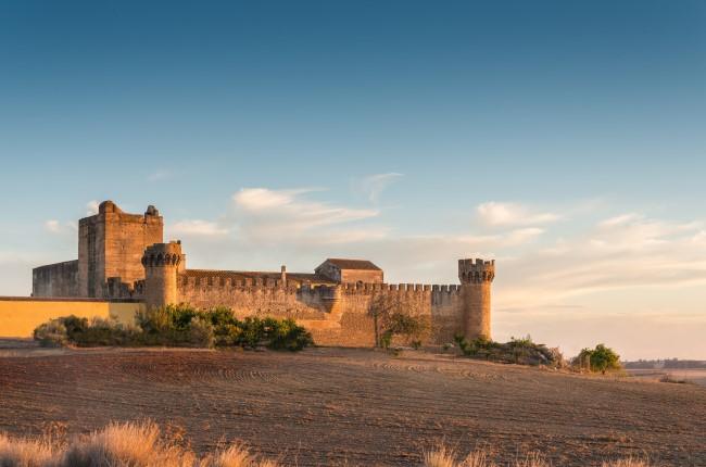 Castillo de Marchenilla Sevilla