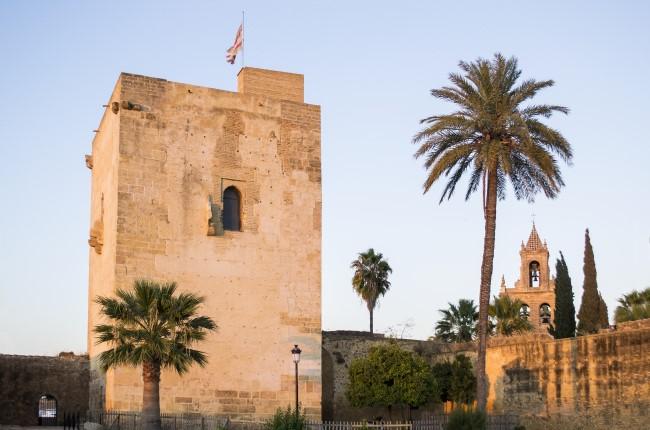 Castillo de Utrera Sevilla