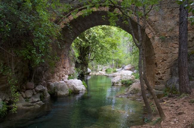 El Puente de las Herrerías Jaén