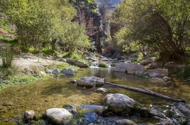 Los Canales de Padules Almería