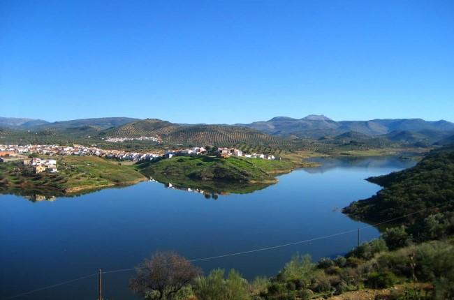 Pantano del Víboras Jaén