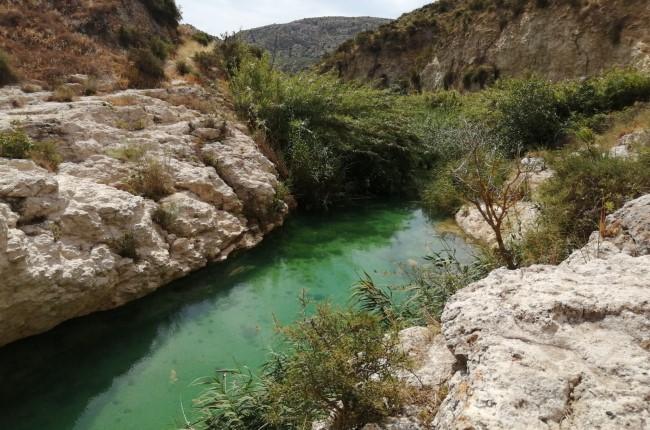 Río Aguas Sorbas Almería