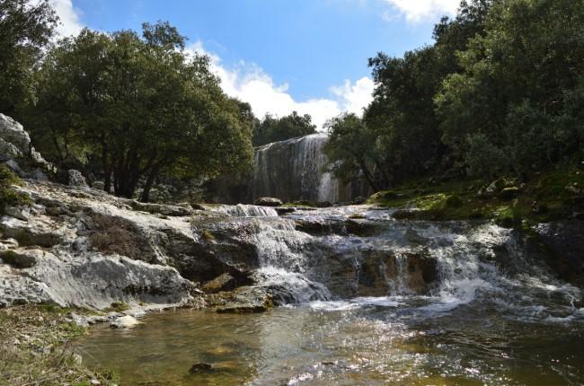 Río Bailón Zuheros Córdoba
