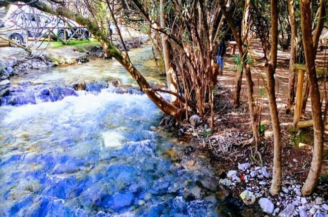 río Cuadros Bedmar Jaén