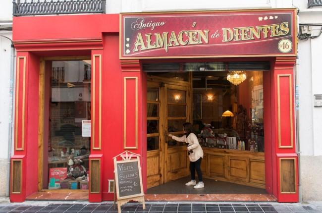 Antiguo Almacén de Dientes Valencia