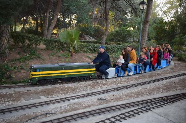 Centro Ferroviario Camp de Turia Valencia