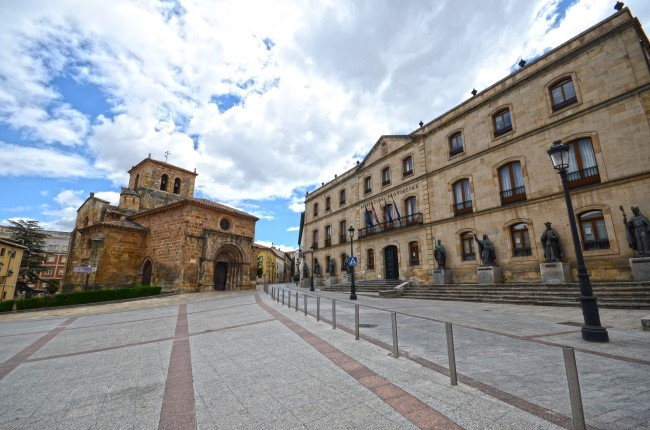 Soria capital