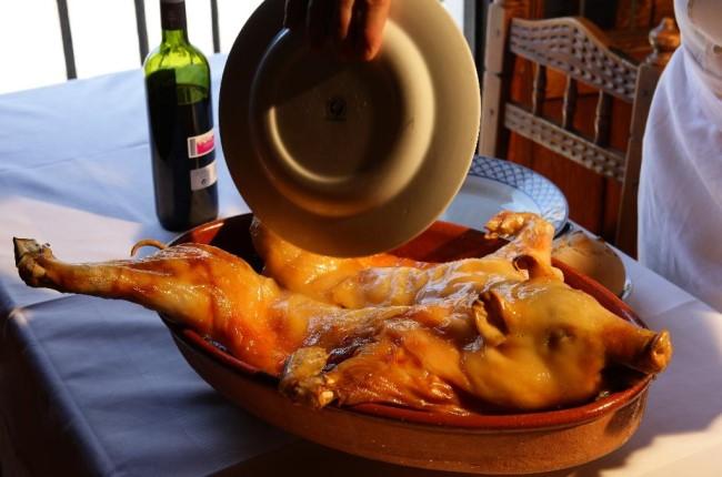 comida típica Castilla y León