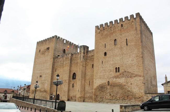 Alcázar de Medina de Pomar Burgos