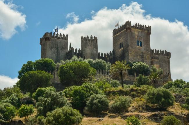 Almodóvar del Río Córdoba Andalucía