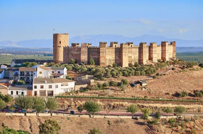 Baños de la Encina Jaén Andalucía