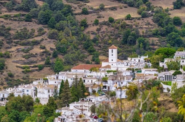 Capileira Granada Andalucía