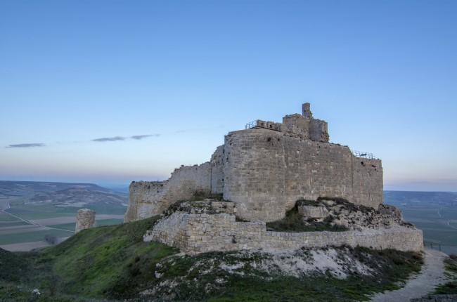 Castillo de Castrojeriz Burgos