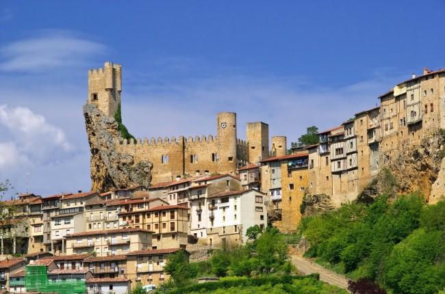 Castillo de Frías Burgos