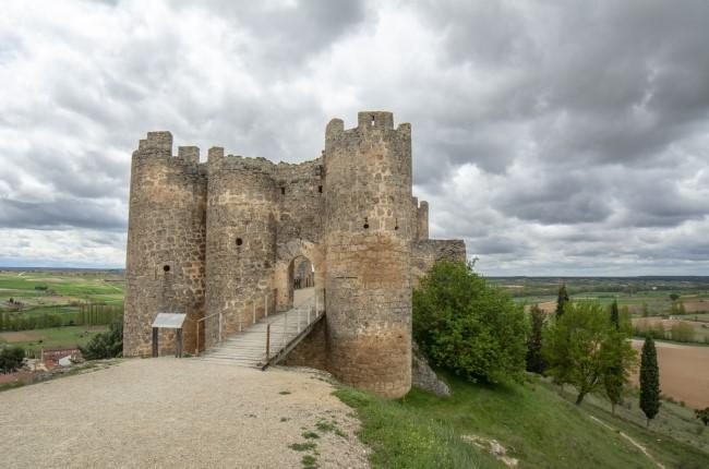 Castillo de Peñaranda de Duero Burgos