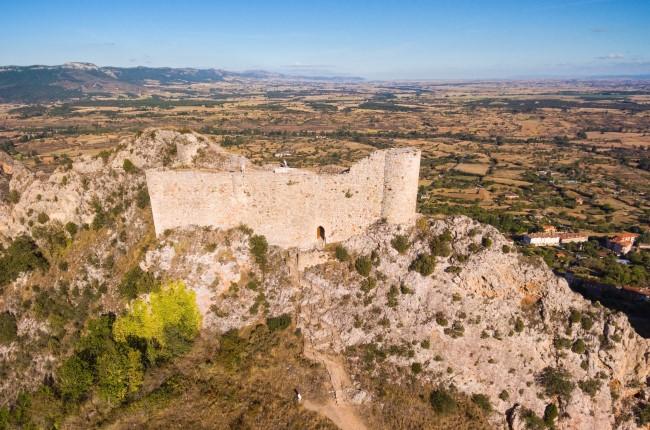 Castillo de Poza de la Sal Burgos