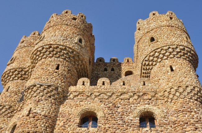 Castillo de las Cuevas Burgos
