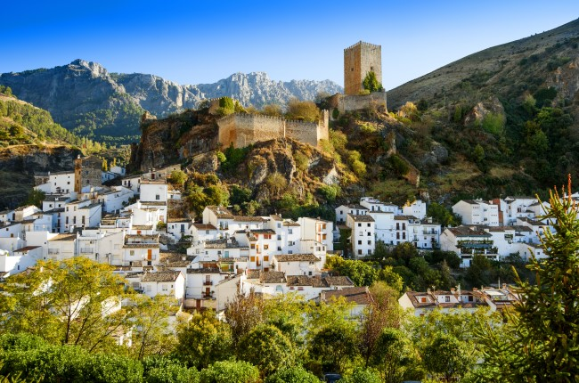 Cazorla Jaén Andalucía