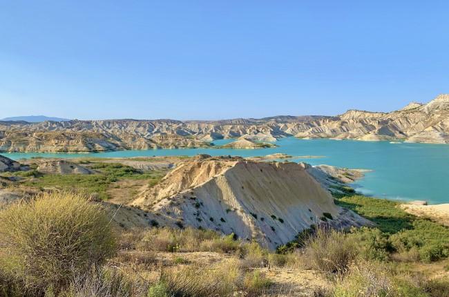 El Barranco de Gebas Murcia