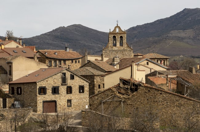 Horcajuelo de la Sierra Madrid