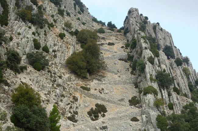 La Senda del Caracol Sierra Espuña