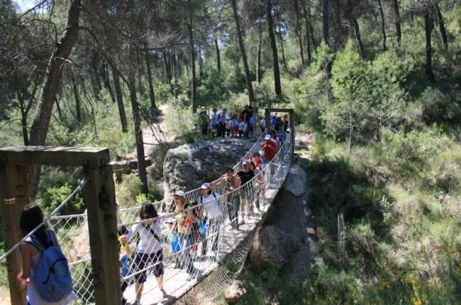 La Senda del Dinosaurio Sierra Espuña