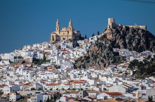 Olvera Cádiz Andalucía