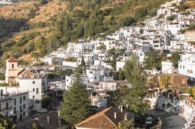 Pampaneira Andalucía